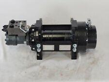 More details for warrior hydraulic winch short drum