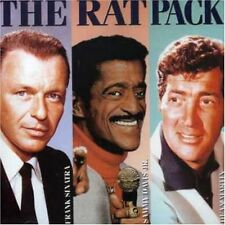 The Rat Pack - FRANK SINATRA/SAMMY DAVIS JR/DEAN MARTIN - CD - NEUF