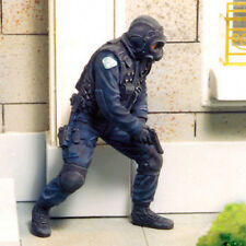 SOL RESIN FACTORY, MM091, 1:35, SWAT TEAM #6