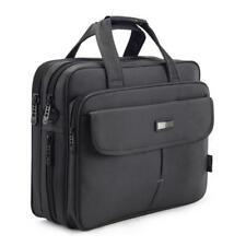Black Laptop Bag Business Briefcase Case Executive Work Shoulder Bag