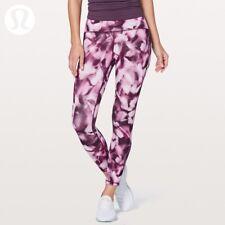 Lululemon leggings pants  Train Times size 4 NWT