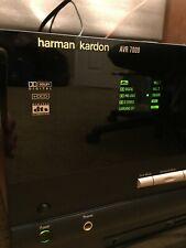 Harman Kardon AVR 7000 -  5.1 Channel  Receiver. Nice !