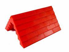 lego dach 6x12x16 # rot # inkl. 2x4 2x2 stück hängen fliesen # brandneu # haus +