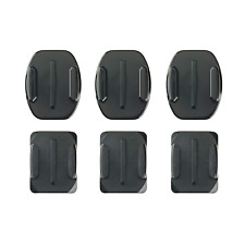 GoPro Curved and Flat Adhesive Mounts Official GoPro Accessory