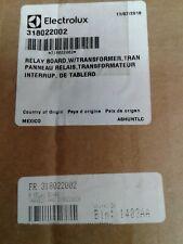 New listing Frigidaire/Electrolux Range Relay Board #318022002 (100-789-01)