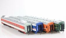 Train Garden China Railway YZ22B Hard seat coach (Special livery)- HO scale