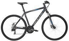 BULLS WILDCROSS DISC 28 Zoll Shimano Crossrad Trekking Fahrrad schwarz