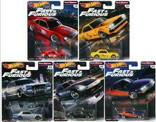 Hot Wheels  2019 Fast and Furious Car Culture Fast Rewind Set