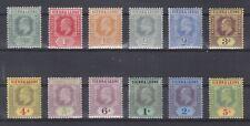 P130901/ BRITISH SIERRA LEONE / SG # 99 / 110 MINT MH CV 232 $