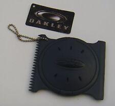 Oakley Mirror Comb Keyring BNWOT New Rare Tool KeyChain Bob Skull Juliet Belt l