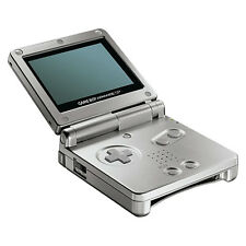 Nintendo Game Boy Advance SP Platinum Handheld System