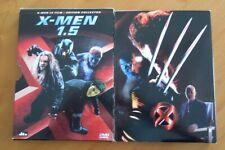 3 Coffrets DVD collector XMEN + 1 offert
