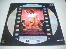 LA DONNA ESPOLIVA / IL FILM Italia laserdisc