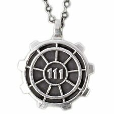 Fallout 4 Vault 111 Medallion Necklace