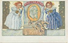 """BAYERN """"NUERNBERG 12 / 12.3.1911"""" (GEBURTSTAG DES PRINZREGENTEN LUITPOLD)"""