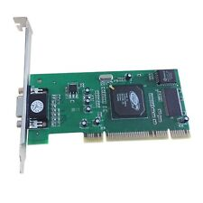 SDR ATI 8MB VGA PCI Profile Video  Rage XL Card PCI slot  Graphics Card 32bit