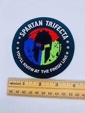 Spartan Race Trifecta Patch