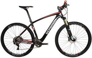 "Stradalli M29 29er Full Carbon Fiber Mountain Bike. 29"" MTB. Shimano XTR M9000."