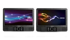 Lenco DVP-938 2x 9 Zoll DVD-Player mit Bildschirm, 2x Kopfhörer, USB, SD/MMC, 2x