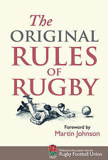 The Original Rules of Rugby by The Bodleian Library (Hardback, 2007)