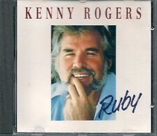 CD ALBUM 12 TITRES--KENNY ROGERS--RUBY