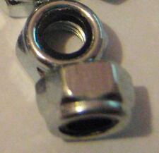 STAINLESS STEEL M2 2MM NYLOCK SELF LOCKING HEX NUTS NUT DIN985 X2