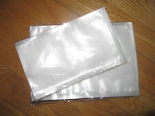 100 Bags 50-6x10 PINT & 50-8x12 QUART Food Magic Seal for Vacuum Sealer Storage!