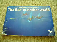 The Sea Our Other World Album & Cards By Brooke Bond