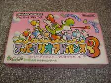 Super Mario Advance 3 Nintendo Game Boy Adv Japan