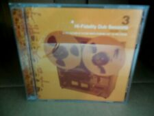 High Fidelity Dub Sessions 3 CD DJ Krush Tosca Boozoo Bajou Downtempo