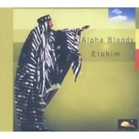 "ALPHA BLONDY ""ELOHIM""  CD NEU"