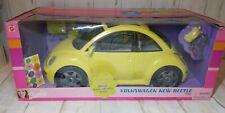 Barbie NRFB Volkswagen New Beetle 2000