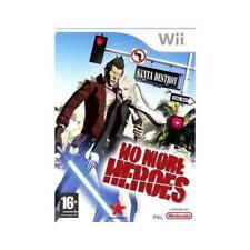 Nintendo Wii PAL version no More Heroes