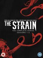 Nuevo The Strain Temporadas 1A 4 DVD (U084021DSP01)