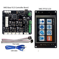 "3.2"" MKS TFT32 LCD Touch Screen & MKS Base V1.5 Controller Board for 3D Printer"