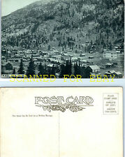 Early 1900s Eldora Colorado  VINTAGE POSTCARD