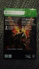 Gears of War - Xbox 360 / Xbox One /  Download Code / NEU EU DE