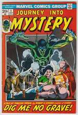 L5188: Journey Into Mystery #1, Vol 2, VF/VF+ Condition