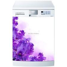 Magnete lavastoviglie Fiore violetta 60x60cm ref 628 628