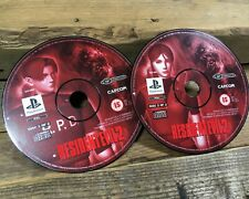 Resident Evil 2 (PlayStation 1) Vintage Retro Gaming *DISCS ONLY*