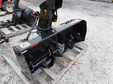 New Bercomac Pro Series 54' Snow Blower 3 Point Hitch