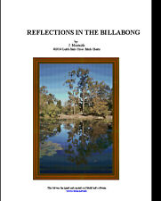 REFLECTIONS IN THE BILLABONG - CROSS STITCH CHART