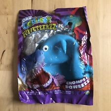 Orb Odditeez Puppeteerzz Puppet Blue Narwhal Chompz & Sqweezz New In Package