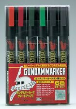 Gundam Marker Zeon Army 6 Color Set GMS108