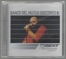 Banco DEL MUTUO Rescue The Best Platinum CD SEALED!!!