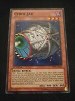 CYBER JAR RARE PLAYED MRL-077 YUGIOH *MAGIC RULER  COMBINE SHIPPING* P