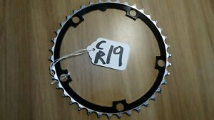 CNC CHAINRING  39t x 3/32nd   USED 2% WORN 135 BCD       (CR19)#