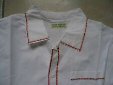 Baumwollnachthemd für Fasching mit schönen Details Gr. 156 NEUWERTIG