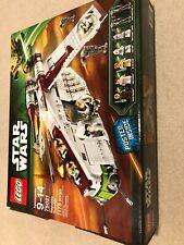 LEGO Star Wars Republic Gunship 75021 (Discontinued) BARELY USED