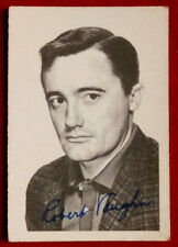 THE MAN FROM UNCLE - Robert Vaughn - Napoleon Solo - A & BC Ltd, Card #31 - 1965